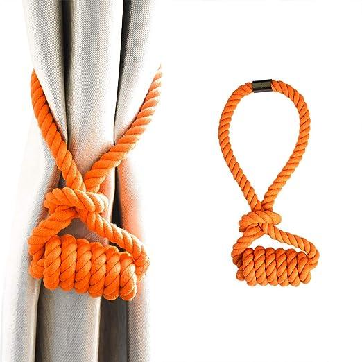 Cuerda de la Cortina Que Hace Punto Cuerda Cuerda de algodón Rural ...
