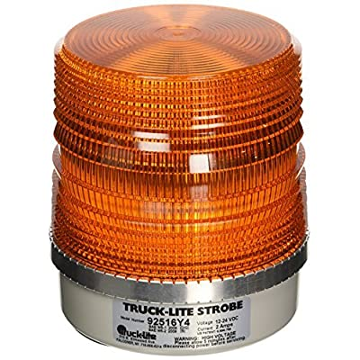 Truck-Lite 92516Y Strobe Lamp: Automotive
