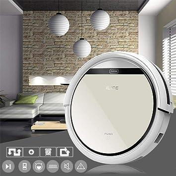 TFXHGGM ILIFE V5 Intelligent Robotic Aspirador LCD Pantalla táctil ...