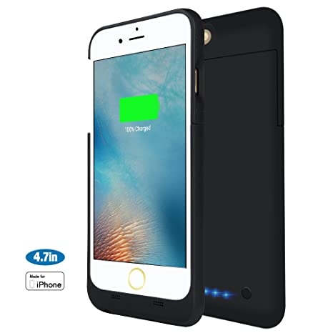 custodia caricabatterie iphone 6