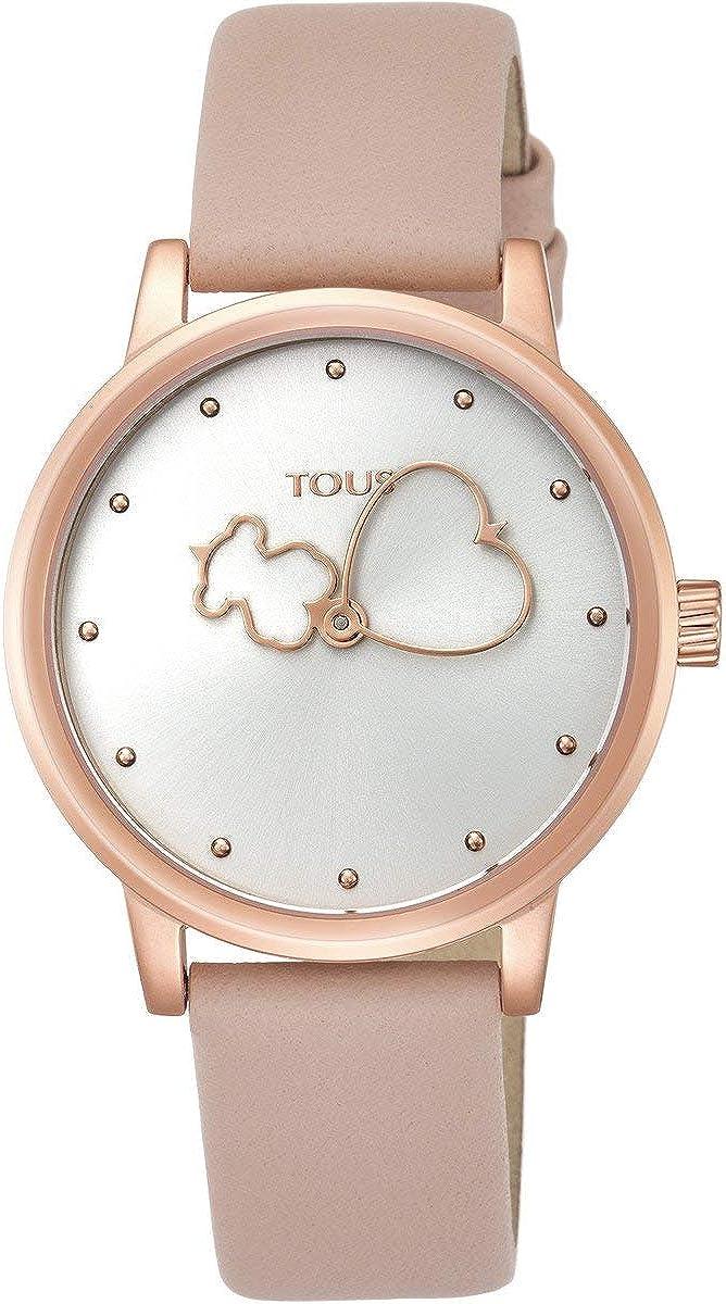 Reloj Bear Time de Acero