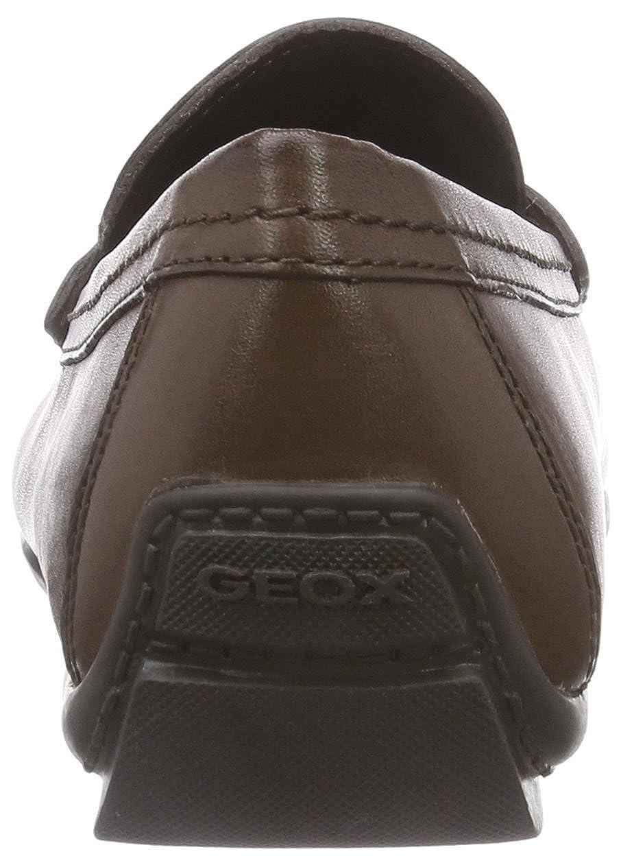 Geox U Moner W 2Fit 2Fit 2Fit Herren Mokassin Braun (Lt Braunc6002) 7fe61f