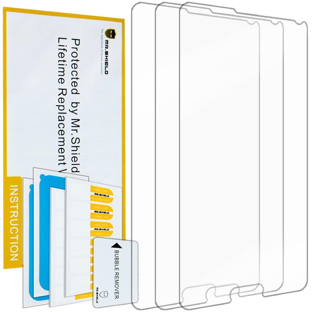 Film Protector para Samsung Note 4 Anti-Glare Matte [3un]