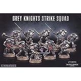 Games Workshop Warhammer 40k Grey Knights Strike Squad