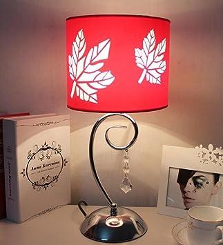 Einfache moderne Lampe Nachttisch Deko Weihnachten von Hochzeit ...