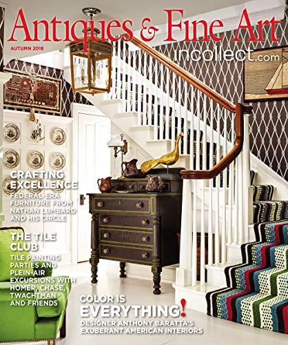 Antiques Magazine - Antiques & Fine Art