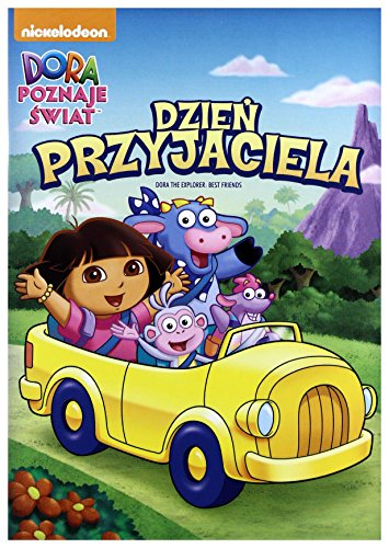 : Dora Poznaje Ĺwiat: DzieĹ Przyjaciela [DVD] (No English version)