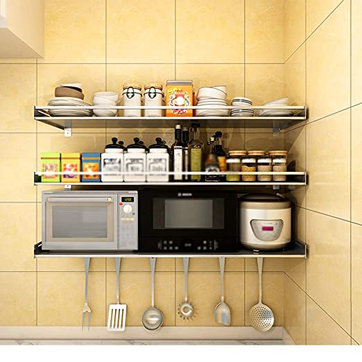 WXP Kitchen Furniture - Microondas Horno Almacenaje Cocina Pared ...