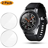 M.G.R.J® Tempered Glass Screen Protector for Samsung Gear S3 (2-Pack)