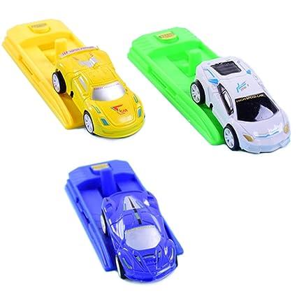 Amazon Com Kyvault Mini Toy Cars 3 4 5 Year Old Boy Toys Car With