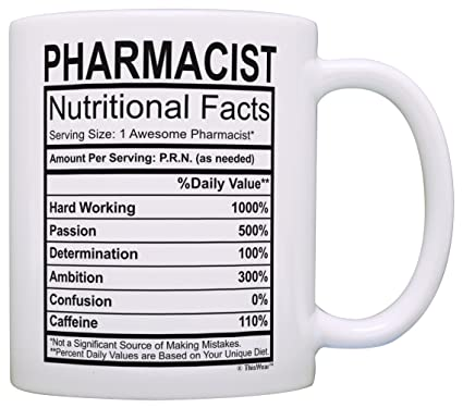 Image Unavailable. Image not available for. Color: Pharmacist Gifts ...
