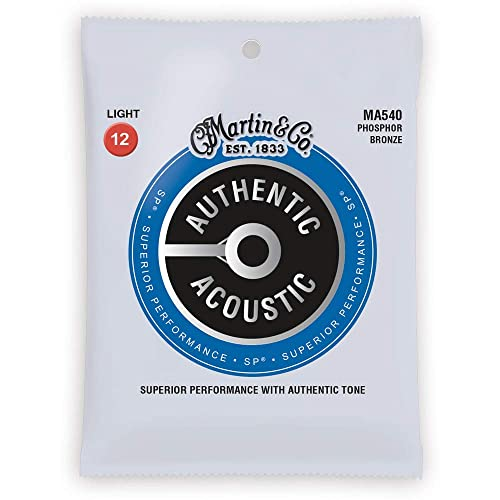 Martin Strings Acoustic Guitar Strings 41y18ma540