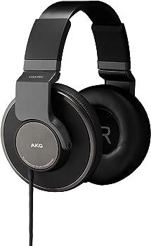 AKG K553 Pro Closed-Back Over-Ear 3.5mm Headphones