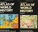 img - for The Anchor atlas of world history book / textbook / text book