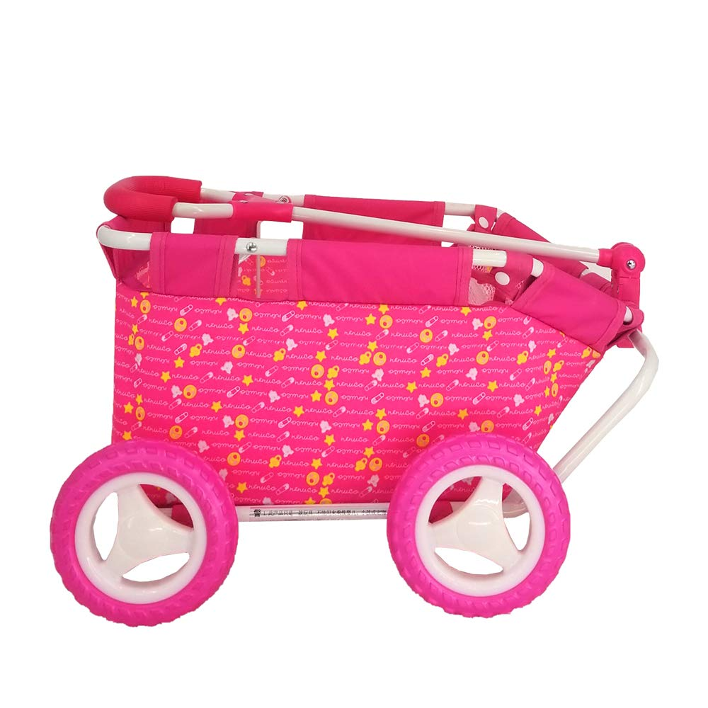 Amazon.com: CUBY My First Kids Toy Wagon Baby Pull Along ...