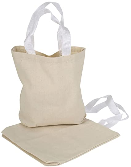 c693f168bbdd Amazon.com  Kangaroos 8 X 8 Natural Color 100% Cotton Canvas Tote ...