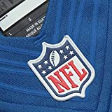 Mens #81 Calvin Johnson Jr Blue Jerseys Brand New 2016-17 Season Adult Football Sport Jersey Shirt Apparel - All Logos, Name and Number Sewn - Size 40 44 48 52 56