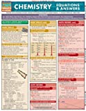 img - for Chemistry Equations & Answers (Quickstudy Reference Guides - Academic) book / textbook / text book