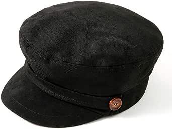 accsa Sombrero plano de la boina de la visera de la visera de la gorra de los periódicos de la moda de las mujeres