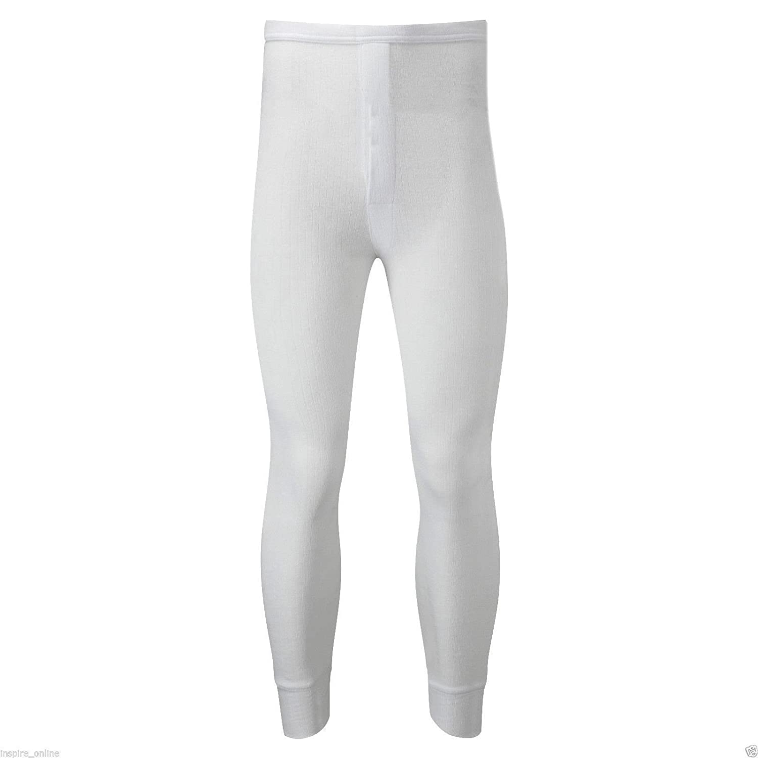 Classic Mens Base Layer Warm Thermal Long John Underwear Ski Wear