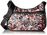 LeSportsac Bambi X Classic Hobo Handbag, Bambi/Friends