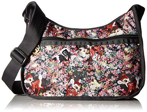 LeSportsac Bambi X Classic Hobo Handbag, Bambi/Friends by LeSportsac