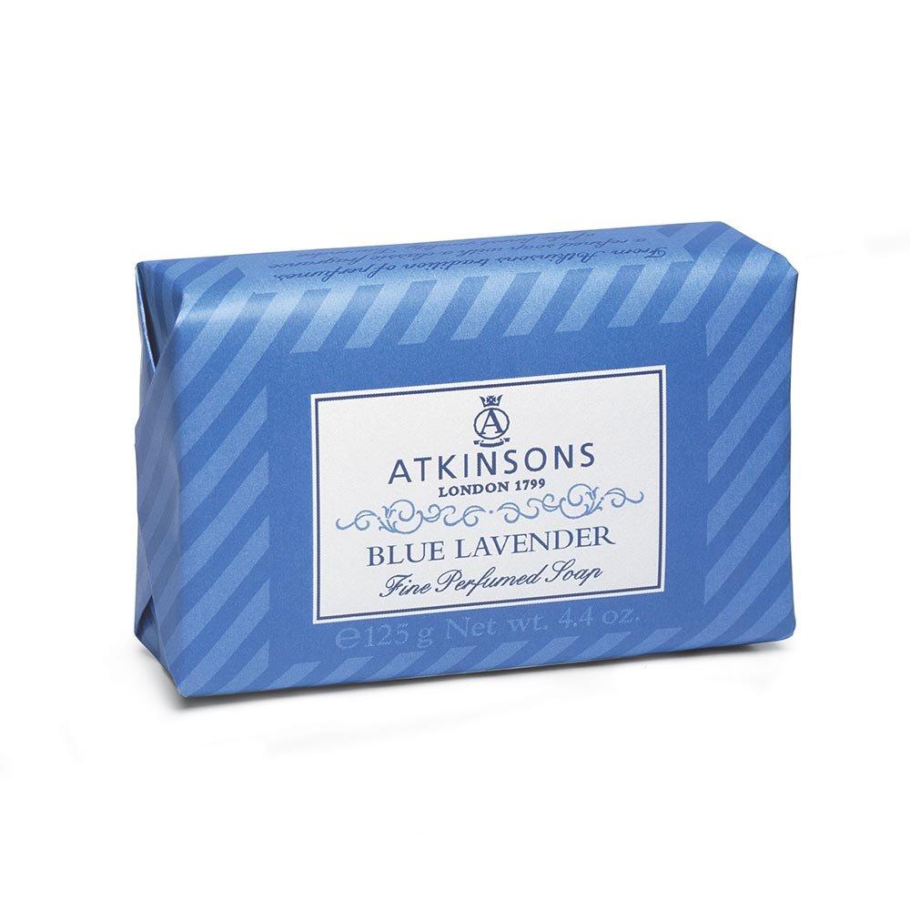 Atkinsons Blue Lavender Soap 125g