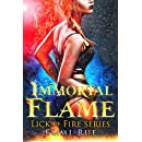 Immortal Flame: A Reverse Harem Paranormal Romance