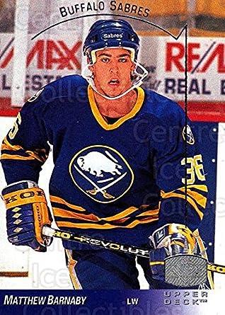 Amazon.com  (CI) Matthew Barnaby Hockey Card 1993-94 Upper Deck SP ... 491efcc24