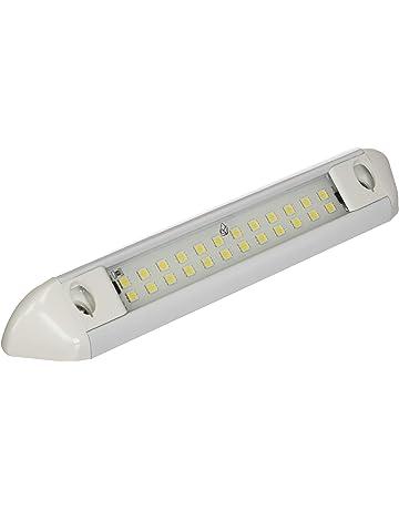 Dream Lighting 12V 250mm 350lumens brillante blanco frío Tira de Luz LED a prueba de agua
