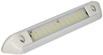 Plafoniere Per Nautica : Tubo a led dream lighting 12v 250mm resistente allacqua per caravan
