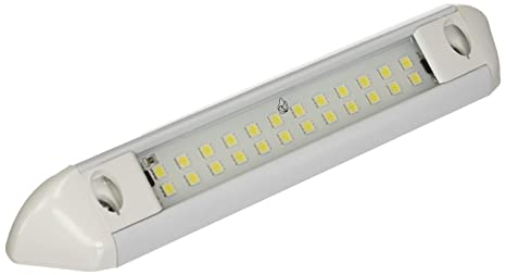Plafoniera Esterna Per Roulotte : Tubo a led dream lighting 12v 250mm resistente allacqua per caravan