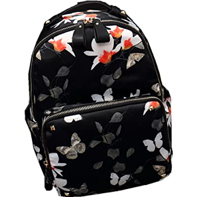 Kamabags Fashion Canvas Backpack Womens Girls School College Backpack good