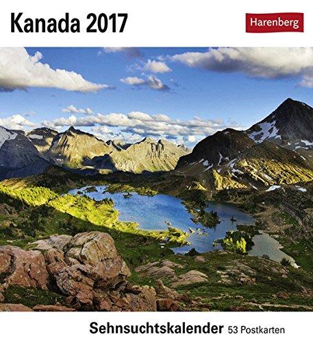 Kanada - Kalender 2017: