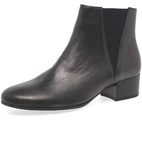 7b30ad2bd28 Gabor Spire Womens Modern Chelsea Ankle Boots  Amazon.co.uk  Shoes ...