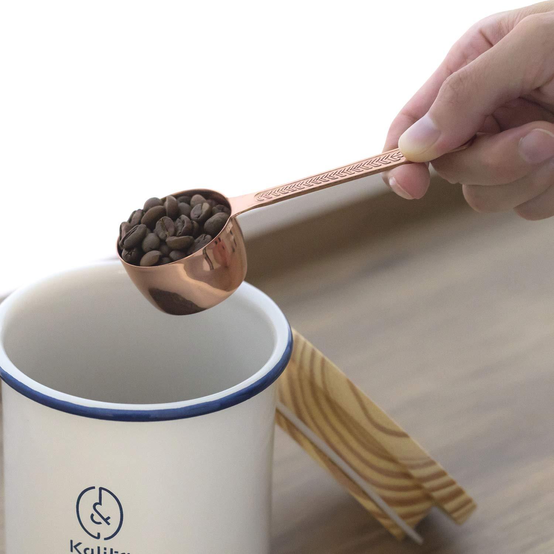 カリタ コーヒーメジャー 銅 10g #44001