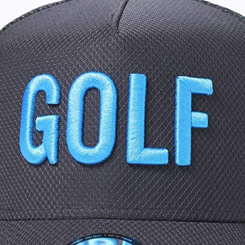 (ニューエラ) NEW ERA ゴルフ メッシュキャップ 9FORTY A-FRAME TRUCKER DIAMOND ERA GOLF FREE (サイズ調整可能)