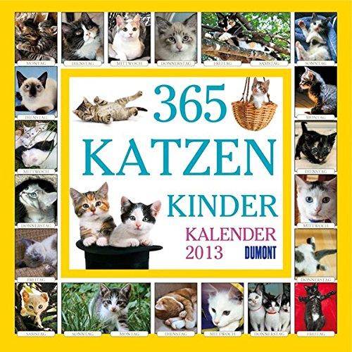 365 Katzenkinder 2013.Broschürenkalender