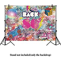 Allenjoy 7x5ft photography backdrops Hip Hop 80s 80th rock punk Adults Party Decoration decor birthday party event banner photo studio booth background photocall