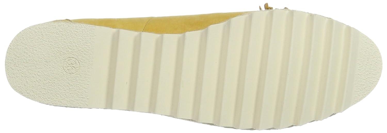 Caprice 24700 Damen 24700 Caprice Slipper Gelb (Saffron Suede) 9e410c