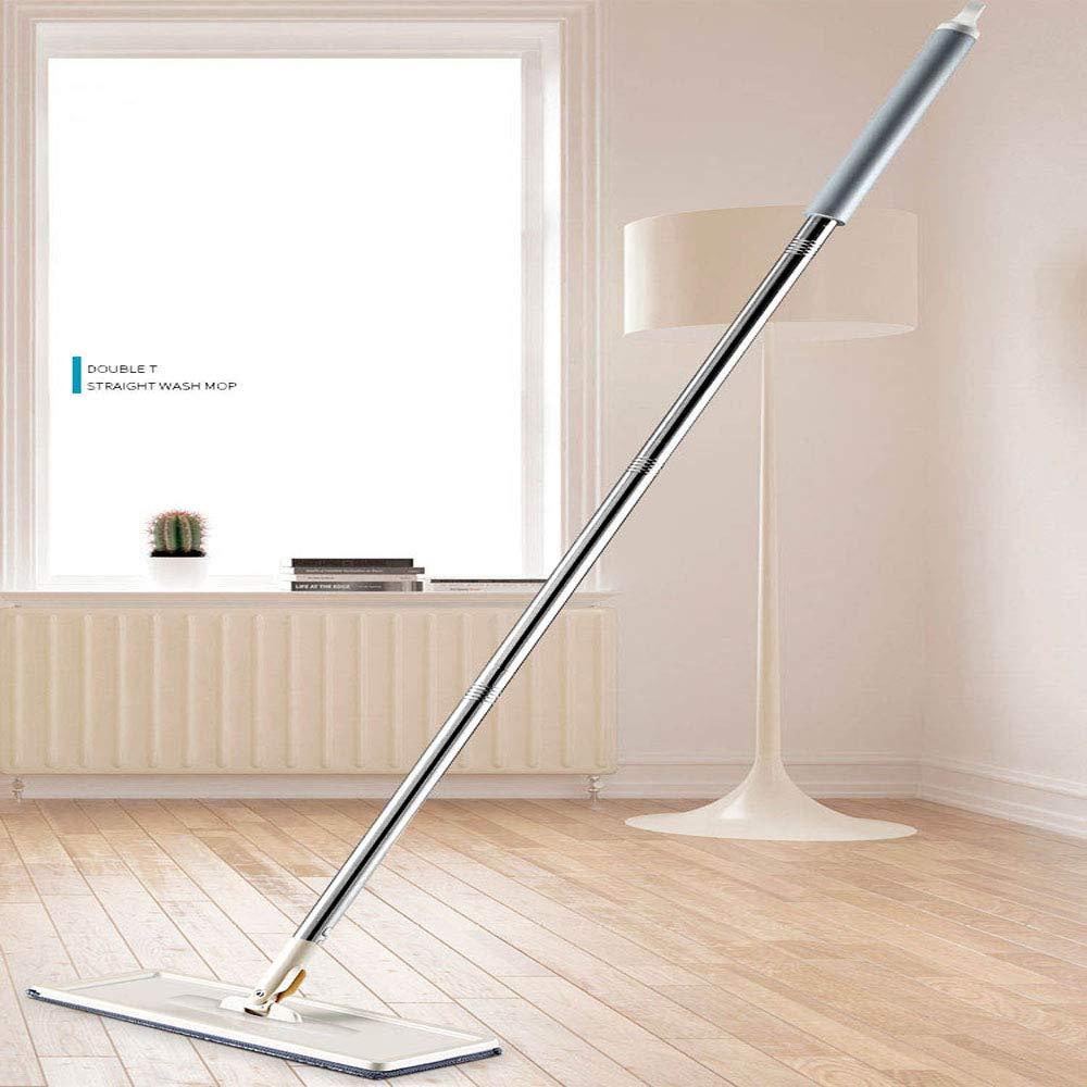 HXD Lazy Hand-Free Flat Mop Microfiber Mop by HXD