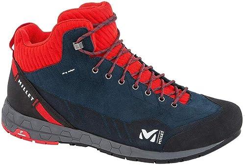 Zapatos de Low Rise Senderismo Unisex Adulto MILLET Amuri Leather M