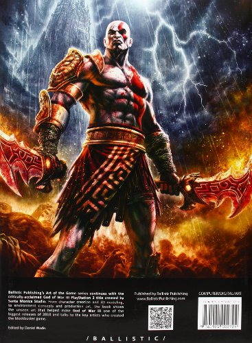 Image of The Art of God of War III (The Art of the Game)