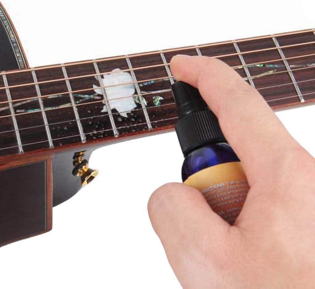 YOFO Rosy - Aceite de limón para guitarra, 60 ml, aceite de ...