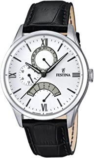 Festina Classic F16823/1 Mens Wristwatch Classic & Simple