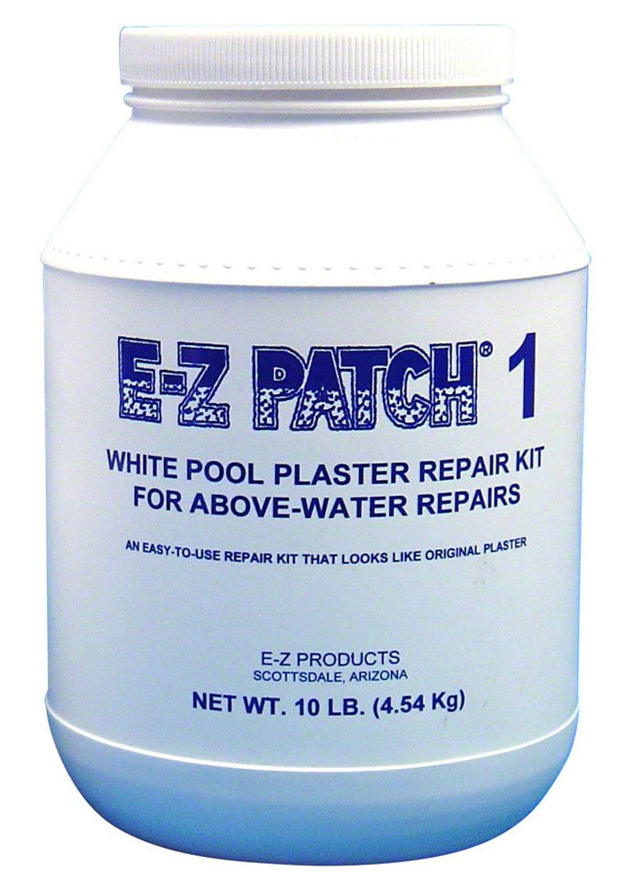 Amazon. Com: e-z products ezp-002 e-z patch 1 white pool plaster.