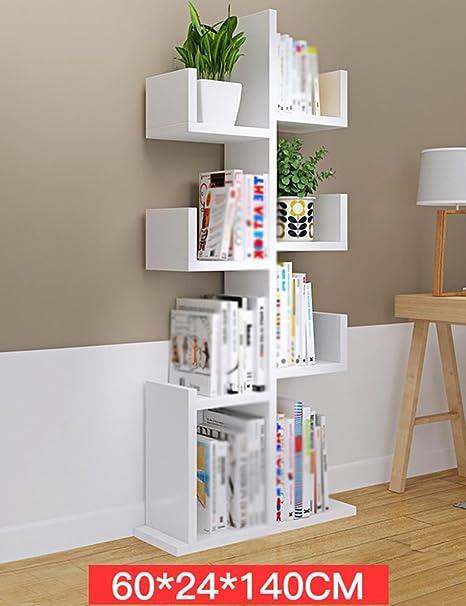 Libreria Angolare Moderna.Wssf Semplice Bookshelf Moderna Pavimento Del Salotto