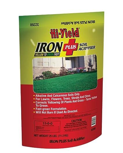 25LB IronSoil Acidifier