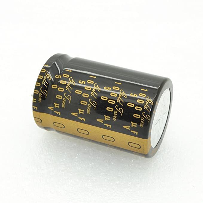 Amazon.com: 2pcs Nichicon KG 10000uf 50V 30x45mm Audio Electrolytic Capacitor-5932: Home & Kitchen