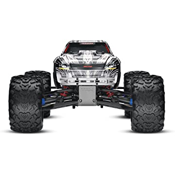 powerful Traxxas T-Maxx 3